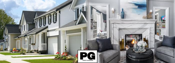interior and exterior painting by painters in Ottawa PG PAINT & DESIGN