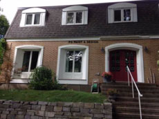 exterior painting of house by PG PAINT & DESIGN Ottawa painters