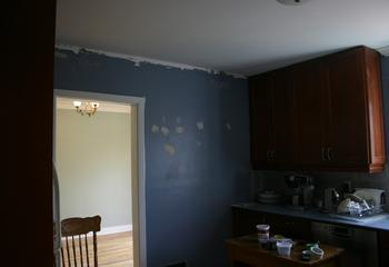 interior painting and drywall repairs by PG PAINT & DESIGN painters