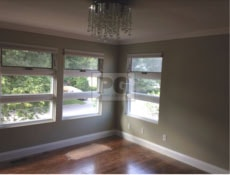 interior painting of a dining room by PG PAINT & DESIGN Ottawa House Painters