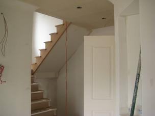 interior house painting and drywall repairs by PG PAINT & DESIGN painters in Ottawa