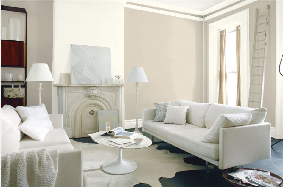 paint colour for living room elmira white used by painters in ottawa for painting