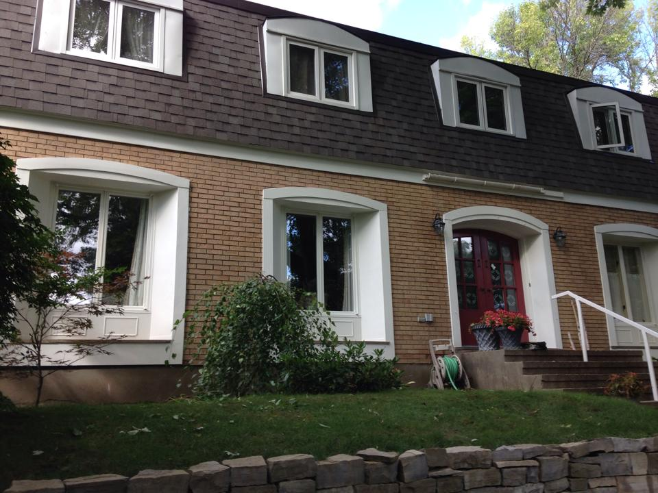 exterior painting of ottawa area home