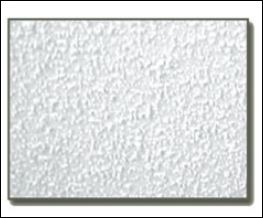 stipple ceiling sample