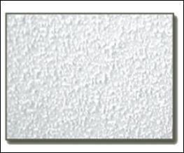 stipple ceiling sample