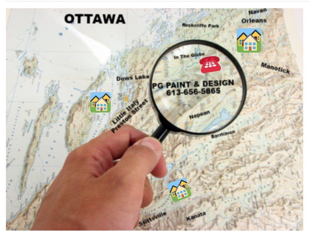 PG Paint & Design painters in Ottawa