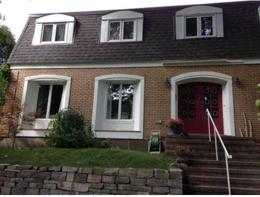 exterior painting in Ottawa by PG PAINT & DESIGN painters