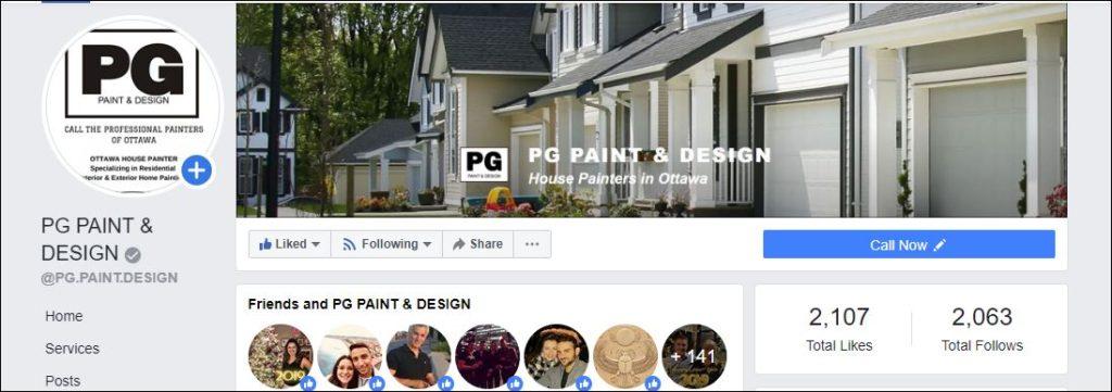 PG PAINT & DESIGN Ottawa House Painters on Facebook