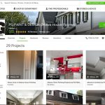 Houzz page for PG PAINT DESIGN Ottawa House Painters