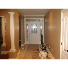 interior painting work done by professional painters PG PAINT & DESIGN in Ottawa