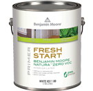 Benjamin Moore Natura Paint Primer with zero VOC used by best painters in Ottawa PG PAINT & DESIGN