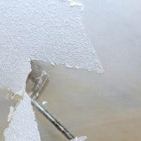 Stipple Ceilings Repairs